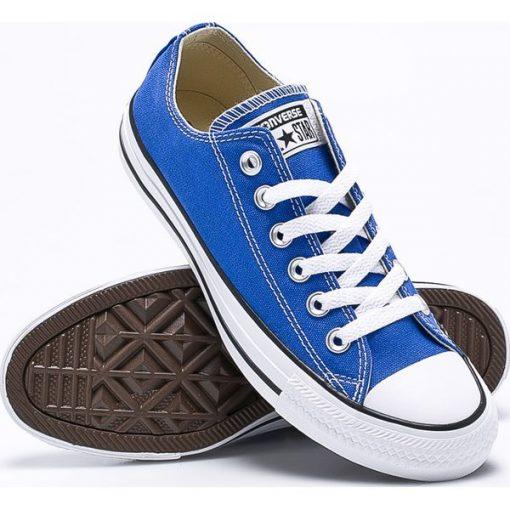 c68a8b7bc62f9 Converse - Tenisówki - Szare trampki Converse, z gumy. W wyprzedaży ...