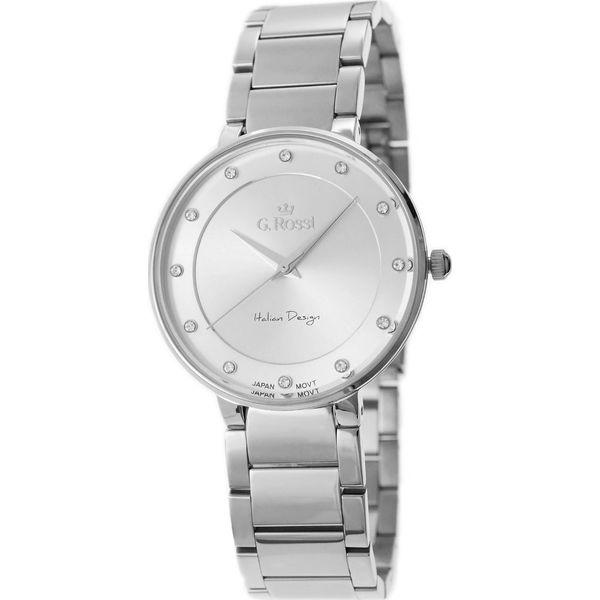 066c3aa9e723c Zegarek Gino Rossi damski Erta srebrny (11155-3C1) - Szare zegarki ...