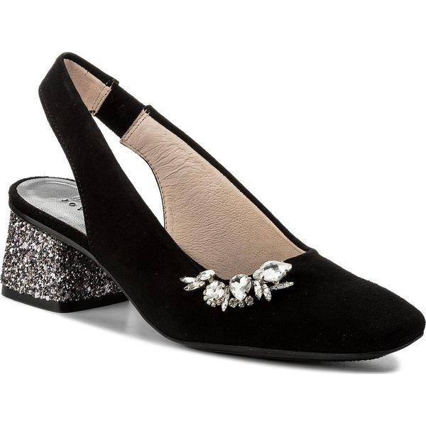 998fbcf09ea57 Sandały HISPANITAS - Madeira-5 HV86977 Black - Czarne sandały marki ...