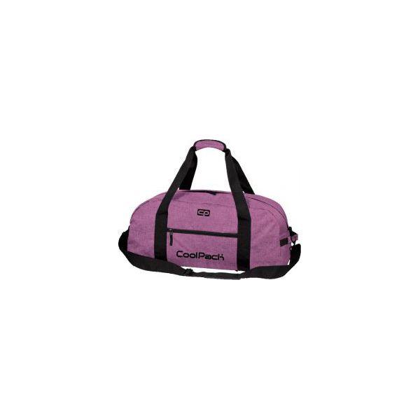 660841bcd2891 Patio Torba sportowa Alpina Snow Purple (WIKR-1036517) - Białe torby ...