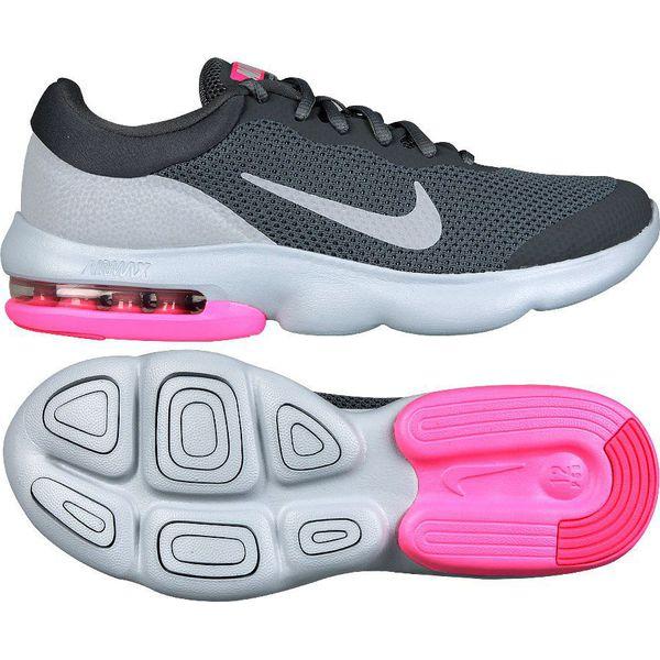 0ac4abdc Nike Buty damskie Air Max Advantage szare r. 37 1/2 (908991 015 ...