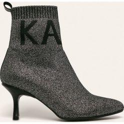 Botki Karl Lagerfeld damskie | Kolekcja botków 2020 w 7BUTY