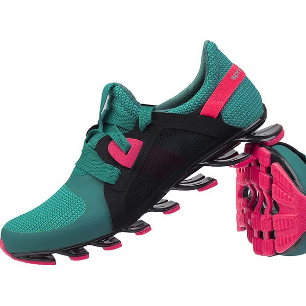 Adidas Buty damskie Springblade E Force W fioletowe r. 37 13 (AF6807)