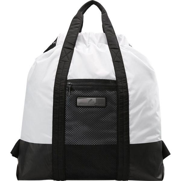 a4f77d58d8cd8 adidas by Stella McCartney GYM SACK Torba sportowa white black ...
