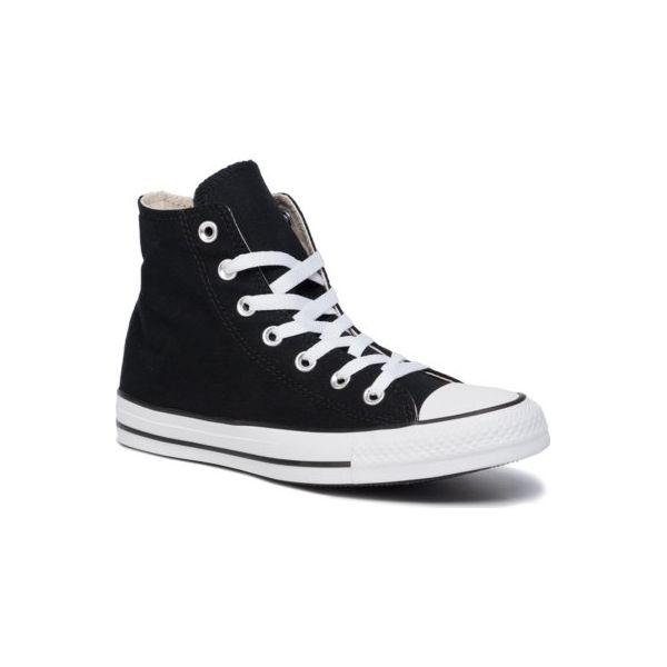 Converse OVER SIZE LOGO C165694 Czarny