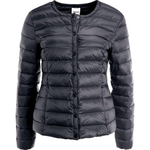 09108a8e026e1 Zalando Essentials DOWN Kurtka puchowa black - Czarne kurtki marki ...