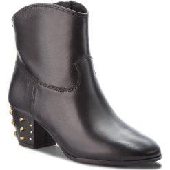 db438152f4322 Botki MICHAEL MICHAEL KORS - Avery Ankle Boot 40T8AVMB8L Black. Botki marki MICHAEL  Michael Kors