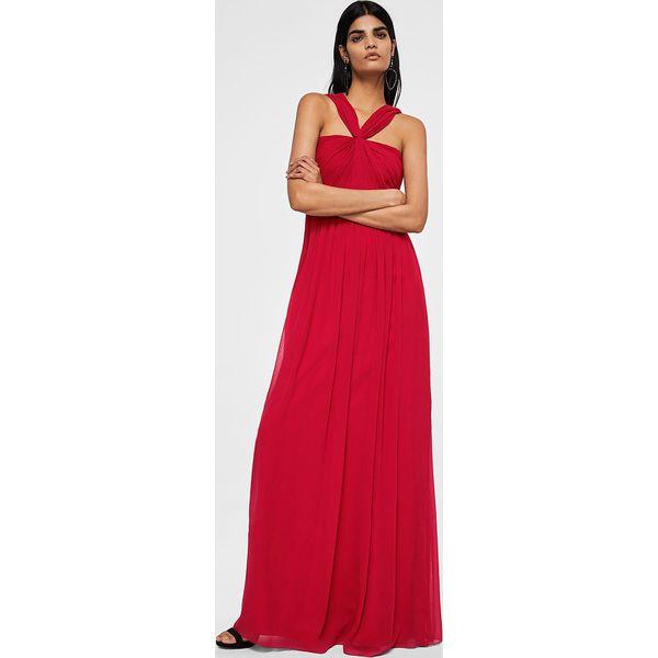 8311541db8 Mango - Sukienka Orquidea - Szare sukienki marki Mango