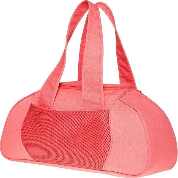 307a0bfe51dfe 4f Torba sportowa H4L18-TPU001 63M różowa 28l - Czerwone torby ...