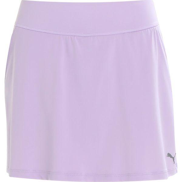 f97c75fb08 Puma Golf SOLID KNIT SKIRT Spódnica sportowa purple rose - Spódnice ...