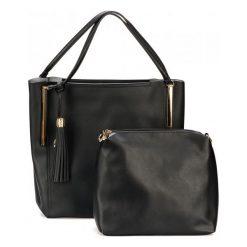 6457d3501608d Dune London DORSEEY Torebka black - Czarne torebki klasyczne marki ...