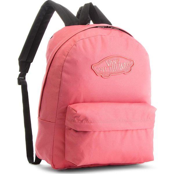 98e0d001140b3 Plecak VANS - Realm Backpack VN0A3UI6YDZ Desert Rose - Plecaki marki ...