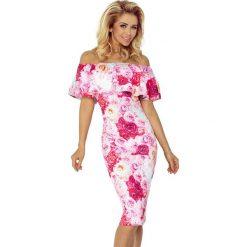61dd5d54cd Dluga sukienka hiszpanka z rozcieciem - Sukienki - Kolekcja wiosna ...
