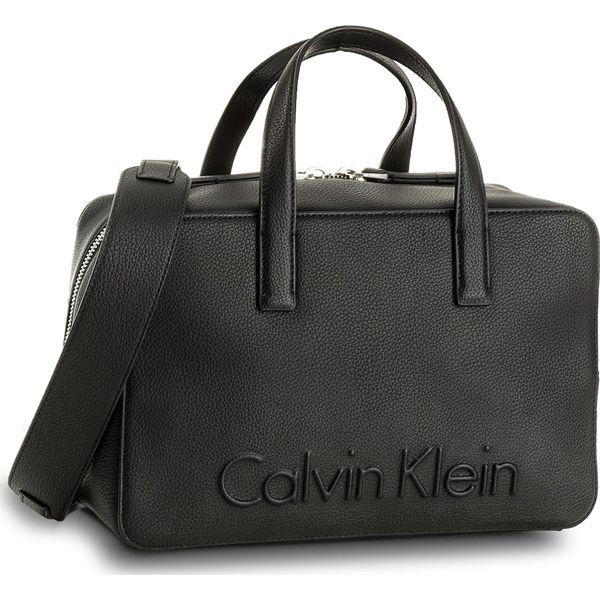 c8fbdba6ebc54 Torebka CALVIN KLEIN BLACK LABEL - Edge Duffle K60K604006 001 ...