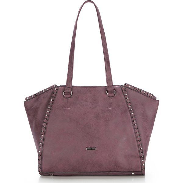 155a3c62719a6 Torebka damska 87-4Y-567-V - Shopper bag marki Wittchen. Za 159.00 ...