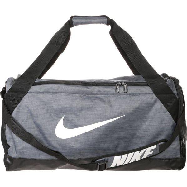 9c4c82ab93dd0 Nike Performance BRASILIA Torba sportowa flint grey/black/white ...