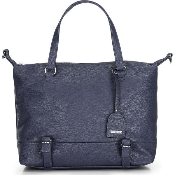f3764cd5aa636 Torebka damska 87-4Y-726-7 - Niebieskie torebki klasyczne marki ...