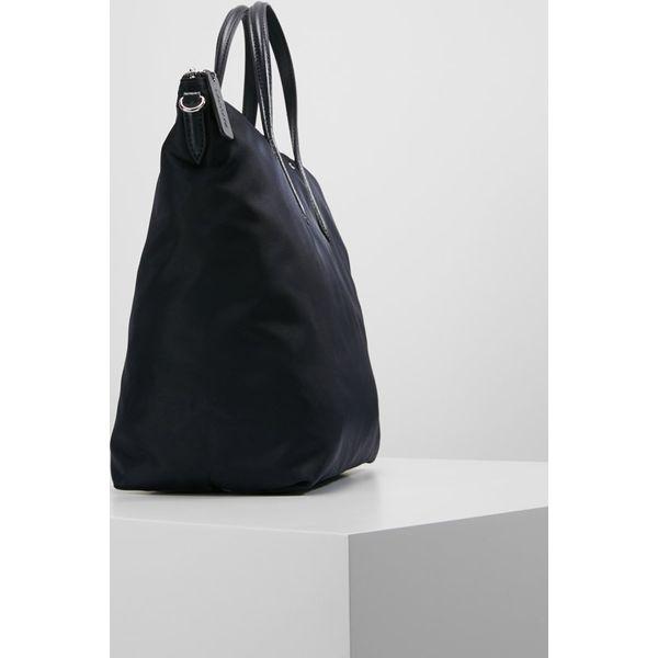 7c274b7846fb8 Lacoste Torba na zakupy peacoat - Zielone shopper bag marki Lacoste ...