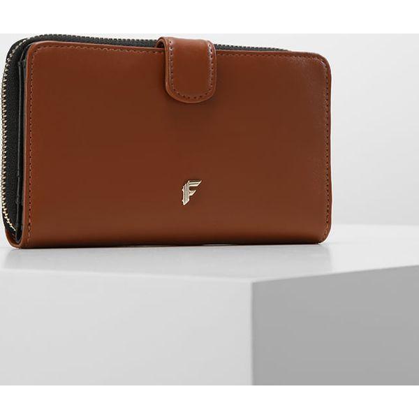 0b02e27f43ee0 Fiorelli ABBEY Portfel raven - Brązowe portfele marki Fiorelli. W ...