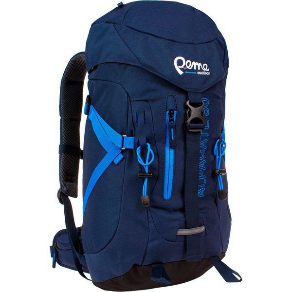 b9311d7be6690 Peme Plecak trekkingowy Alpagate 30 Granatowy - Niebieskie plecaki ...