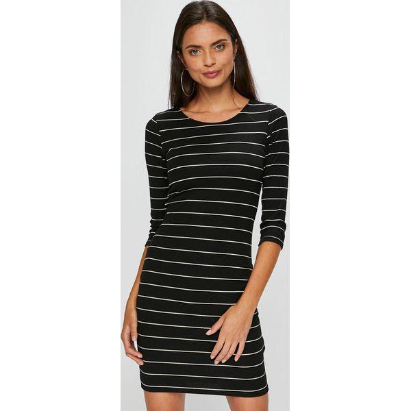 af4da1227a Tally Weijl - Sukienka - Brązowe sukienki TALLY WEIJL