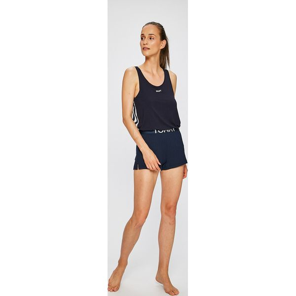 d1d34a1221d1c Tommy Hilfiger - Szorty piżamowe - Różowe piżamy marki Tommy ...