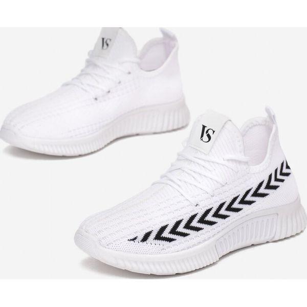 Białe Buty Sportowe Talorene
