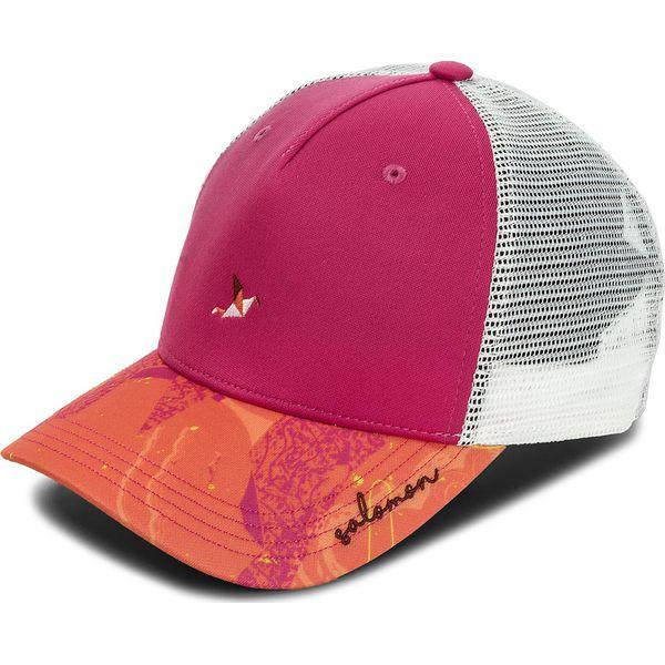 bb26257f68d07d Czapka z daszkiem SALOMON - Mantra Logo Cap W 400470 08 G0 Pink ...