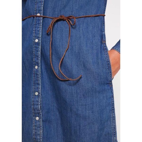 77528df7e1 Levi s® ICONIC Sukienka jeansowa san francisco - Niebieskie sukienki ...