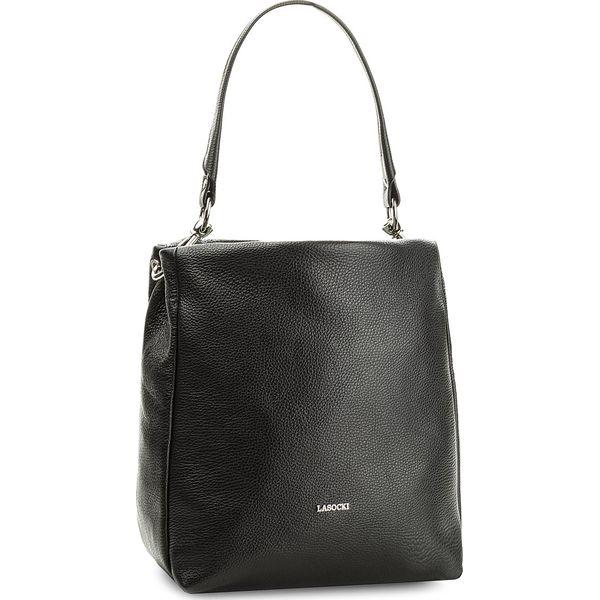 08111caa6e7c6 Torebka LASOCKI - VS4165A Czarny - Czarne torebki klasyczne marki ...