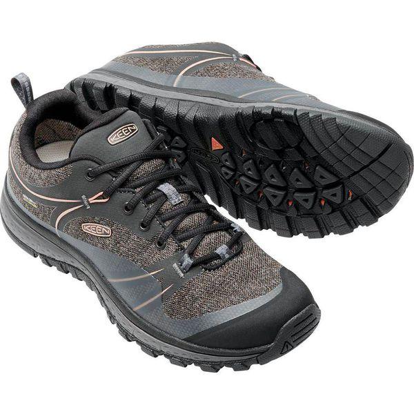 09c85ce4 Keen Buty trekkingowe damskie TERRADORA WP kolor czarno-różowy r. 39 ...