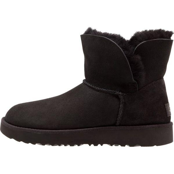 b9cd8074a5470 UGG CLASSIC CUFF MINI Botki black - Śniegowce marki UGG. Za 779.00 ...