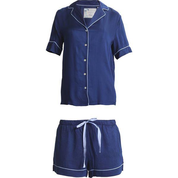 83f3368713dd40 Triumph BOYFRIEND SET Piżama deep water - Niebieskie piżamy Triumph ...