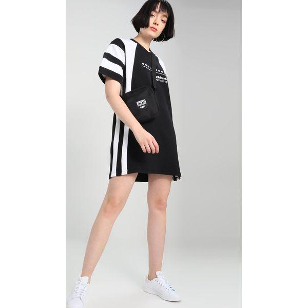 e9143d5d4d adidas Originals EQT DRESS Sukienka letnia black - Czarne sukienki ...