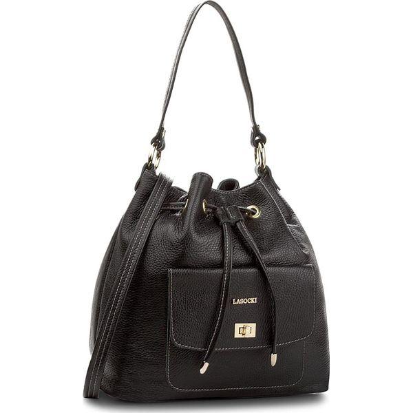 7c40ec185cd47 Torebka LASOCKI - VS4283 Czarny - Czarne torebki klasyczne marki ...