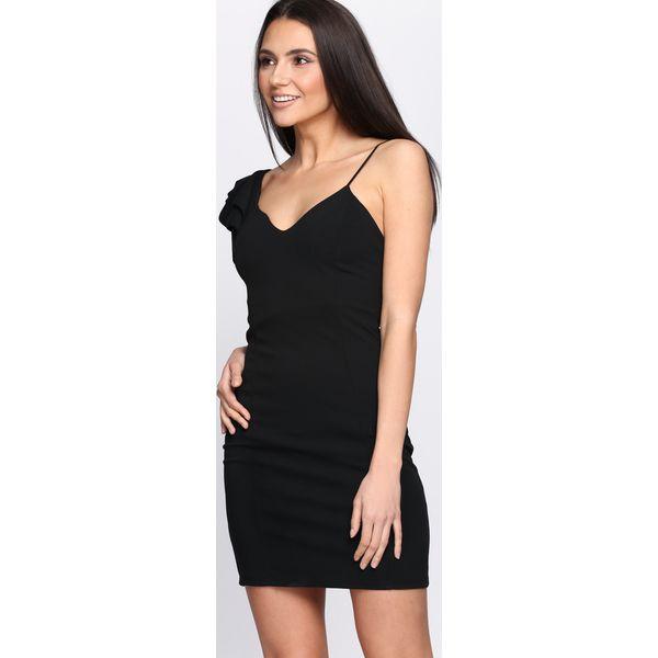 f920c448d0 Czarna Sukienka Forever Now - Czarne sukienki marki Born2be ...
