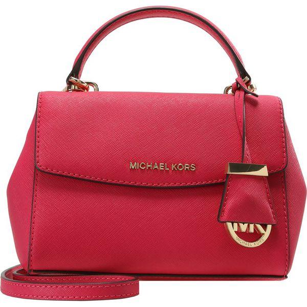 e2ce972d38405 MICHAEL Michael Kors AVA CROSSBODY Torebka pink - Czerwone torebki ...