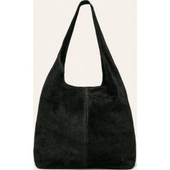 Shopper bag zamsz Shopper bag Kolekcja wiosna 2020