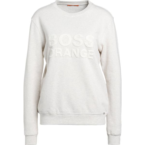 8f9eb393d742df BOSS Orange TALOGO Bluza open white - Bluzy bez kaptura BOSS Orange ...