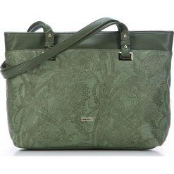 3561c75cbd1d5 Shopper bag marki Wittchen - Kolekcja wiosna 2019 - Moda w Women s ...