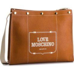 1f34d42181185 Torebka LOVE MOSCHINO - JC4072PP17LH0200 Cuoio. Listonoszki marki Love  Moschino. Za 959.00 zł.