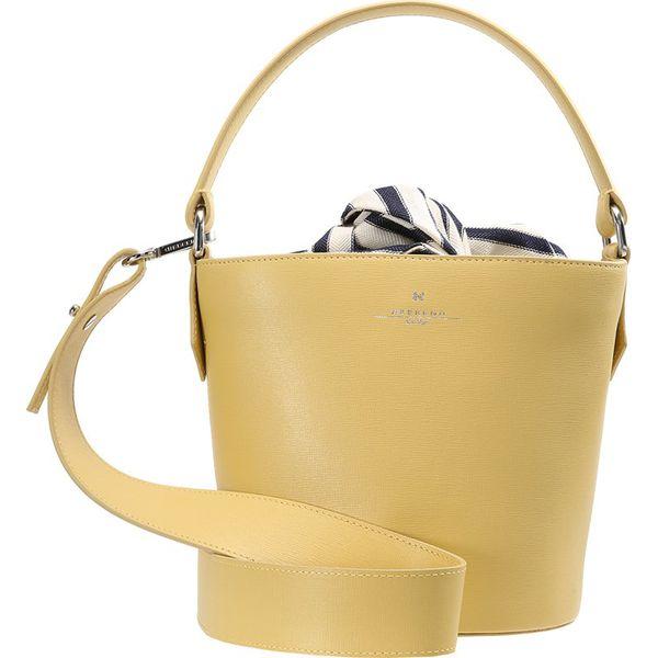 428d1d07c74e2 WEEKEND MaxMara FERIALE BAG Torebka limone - Żółte torebki klasyczne ...