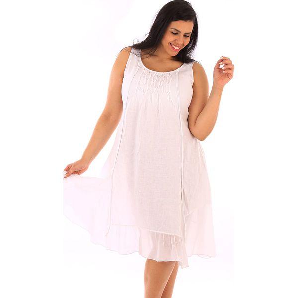 819eed82b1d8 Lniana sukienka