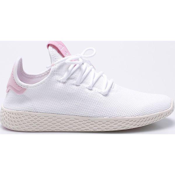 7319073bb17cd9 adidas Originals - Buty Pharrell Williams Tennis HU - Szare buty ...