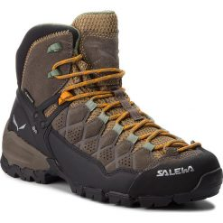 e2daaec1 Trekkingi SALEWA - Alp Trainer Mid Gtx GORE-TEX 63433-7505 Walnut /Butterscotch