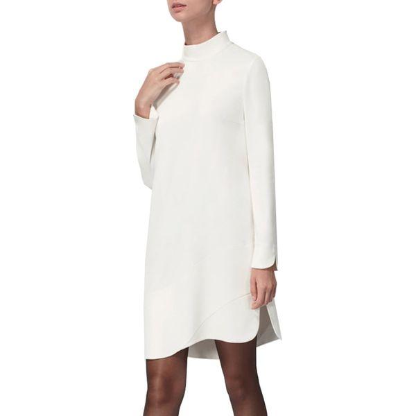 97fb82ea59 Sukienka w kolorze białym - Białe sukienki marki BOHOBOCO