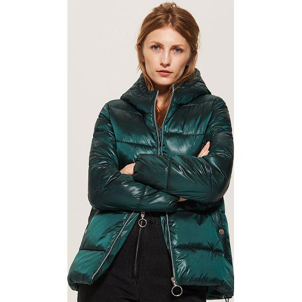c1dddcf1fb Pikowana kurtka - Zielony - Kurtki marki House. W wyprzedaży za ...