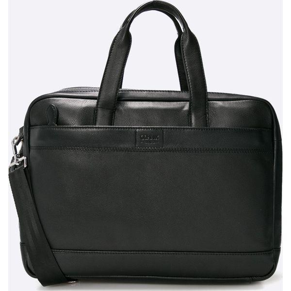 f997cefcb581f Ochnik - Torba - Czarne torby na laptopa marki Ochnik