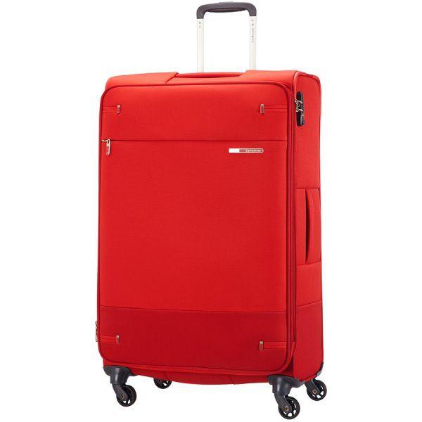 569e7aec228ba Samsonite Walizka Base Boost Spinner 78, Red - Czerwone walizki ...