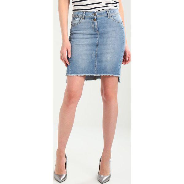 4efb1015b3 Isla Ibiza Bonita SKIRT Spódnica jeansowa denim - Moda w Women s Health